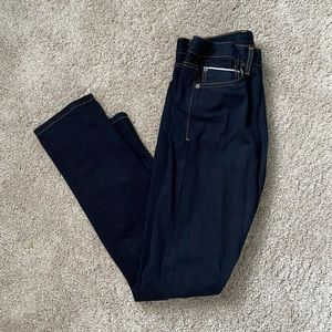 Frank & Oak Straight Slim Jeans
